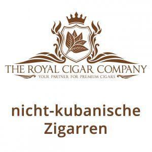 nicht-kubanische Zigarren