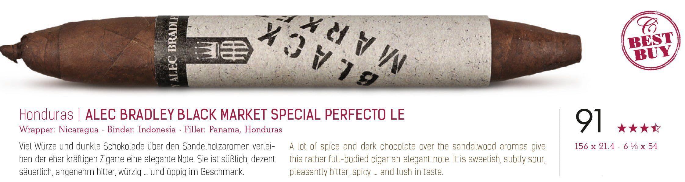 Alec Bradley Black Market Perfecto