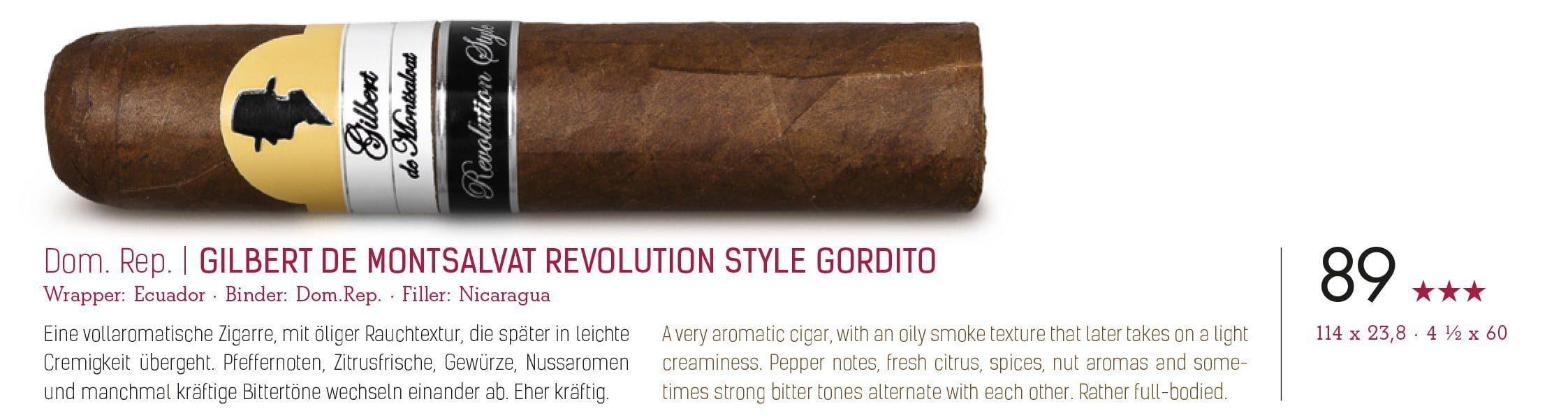 Gilbert de Montsalvat Revolution Style Gordito