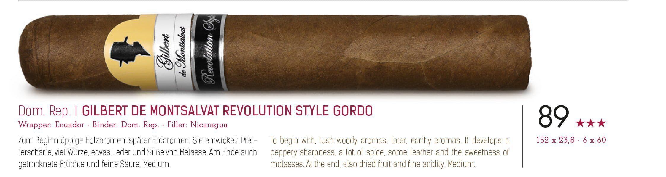 Gilbert de Montsalvat Revolution Style Gordo