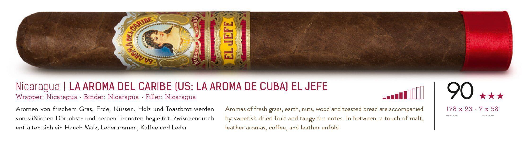 La Aroma del Caribe El Jefe