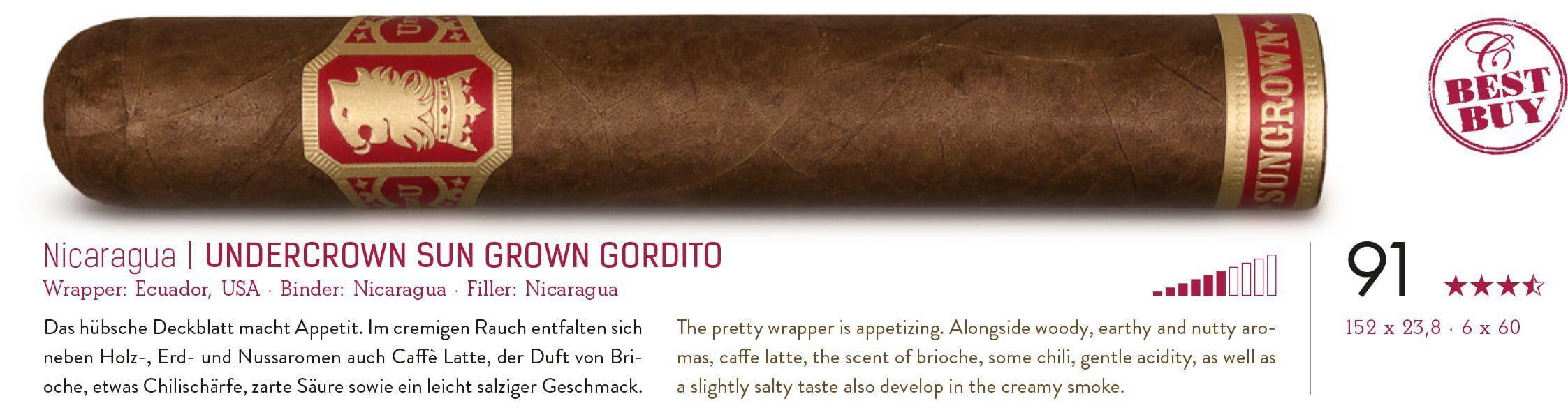 Undercrown Sun Grown Gordito